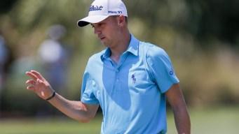 PGA: Justin Thomas se lleva el primer título de la temporada