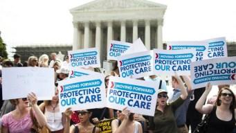 AP: Inscritos en Obamacare este año, casi igual que en 2017