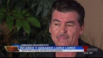 Familia busca a inmigrantes desaparecidos