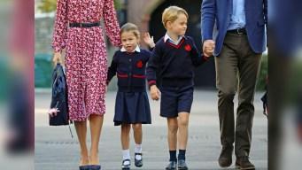 ¿Quién dijo drama? Primer día de escuela de la princesa
