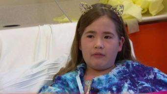 Teletón Telemundo: Niña sin riñones no pierde esperanza