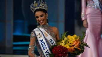 """Miss Venezuela dice que su país debe """"reinventarse"""""""