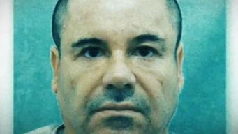 """La DEA revela el video completo de la extradición de """"El Chapo"""""""