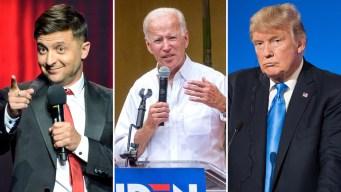 Trump niega haber pedido que investigaran hijo de Biden