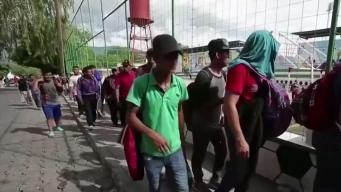 Agentes fronterizos entrevistarán a solicitantes de asilo