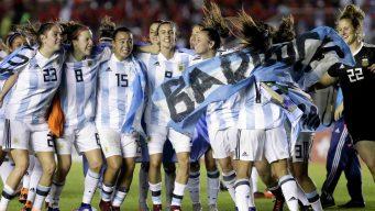 Argentina vuelve al Mundial tras una década