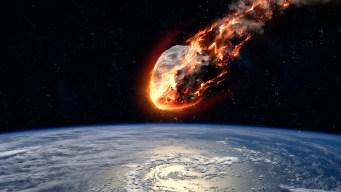 """El impresionante asteroide que """"borró"""" la megafauna"""