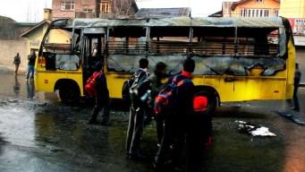 Más de 20 niños muertos tras choque de autobús