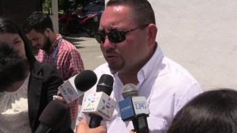 Sepultan en El Salvador los cuerpos de padre e hija ahogados en el río Bravo