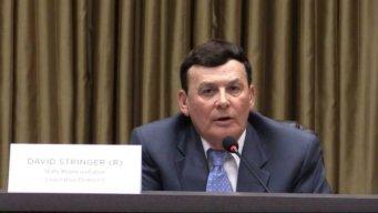 Exigen renuncia del legislador David Stringer