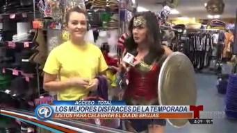 Los disfraces más populares para este Halloween