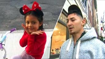 Tras muerte de su hijita padre salvadoreño clama justicia