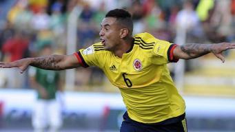 Cardona, principal novedad en la lista de Colombia