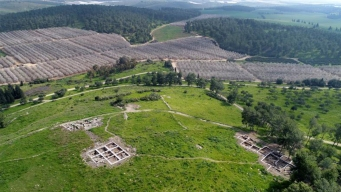 Arqueólogos descubren posible ciudad bíblica