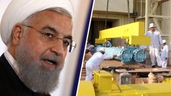 En medio de tensiones, Irán aumenta actividad nuclear