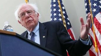 Bernie Sanders anuncia nueva candidatura presidencial