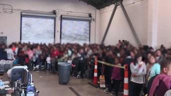 Alarmante: 1,500 indocumentados detenidos en un día