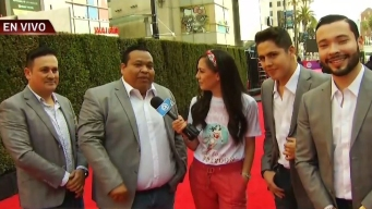 Los Sebastianes y Priscilla Torres en vivo desde LA