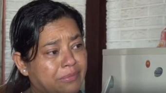 """Tragedia en el Río Grande: """"así se fueron, abrazados los dos"""""""