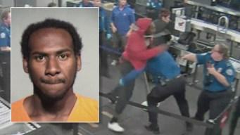 Atienden por lesiones a 5 oficiales de TSA tras incident