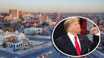 Ciudad de Texas se niega a convertirse en ejemplo del muro de Trump