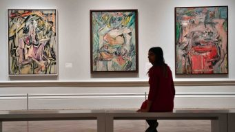 Pintura robada hace 30 años regresa a la luz pública