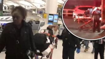Terror en el aire: 29 pasajeros heridos por turbulencia