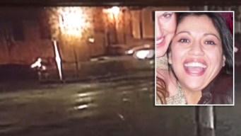 Dramático video: madre de 7 es embestida y arrollada