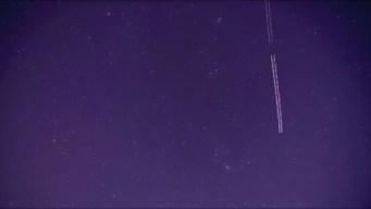 En video: así se vio una lluvia de meteoritos en Arizona