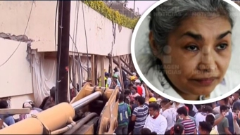 Acaba cacería de dueña de escuela colapsada en México