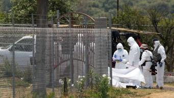 Cadáveres saturan morgue y despiden olor fétido