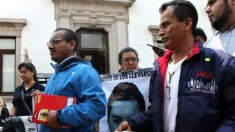 Ayotzinapa: padres exigen acelerar investigación