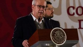 Renuncia secretario de Hacienda de México