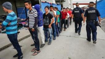 Inicia programa de retorno voluntario de migrantes