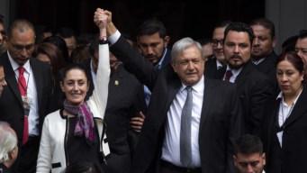 Por primera vez, una mujer gobierna Ciudad de México