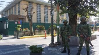 Cartel se deslinda de ataque a consulado de EEUU