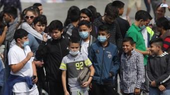 Polución mortal: menores enfrentan riesgo real