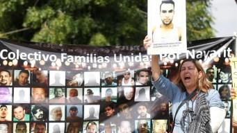 Gobierno: cuerpos sin identificar, terrible realidad