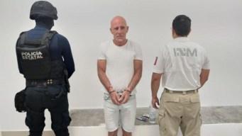 Interpol captura a israelí prófugo durante 20 años