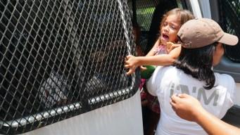 México: niños migrantes encaran toda clase de peligros