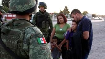 Detienen a uno de los policías que asaltaban a migrantes