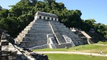 EEUU dona $500,000 para sitio histórico maya