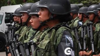 Guardia Nacional llega al violento estado de Guerrero