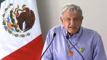 """López Obrador: """"Ya al carajo la delincuencia"""""""
