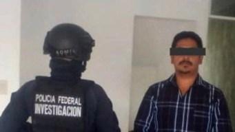 Capturan a líder zeta de la región de San Fernando