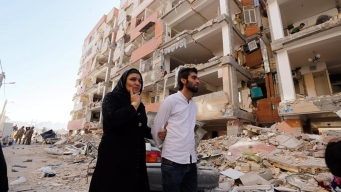 Terremoto en Irán-Irak: aumenta la cifra de muertos