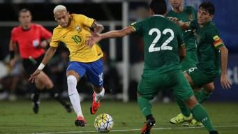 Golean Uruguay, Brasil y Ecuador mientras Argentina empata