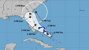 Las Bahamas bajo aviso de tormenta tropical