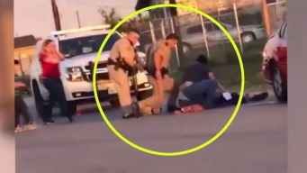 En video: pelea entre hermanos termina a los tiros