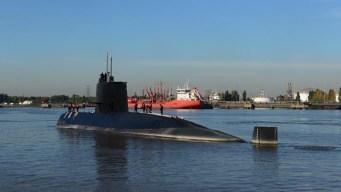 Búsqueda contrarreloj: llamadas no venían de submarino